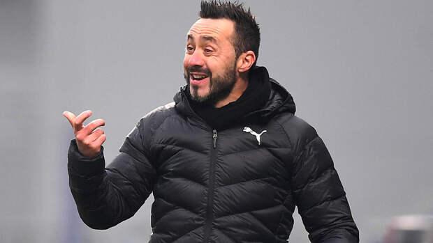 """Тренер """"Сассуоло"""" хочет бойкотировать игру с """"Миланом"""""""