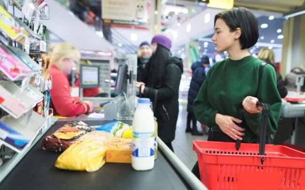 Два рекорда в местном супермаркете