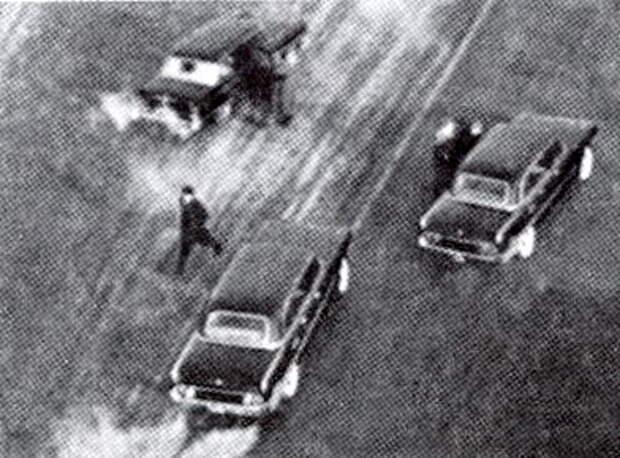 """""""Тварь я дрожащая или право имею..."""" Покушение на Брежнева 1969 года."""