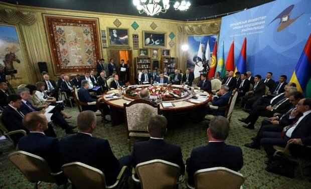Евразийский межправительственный совет: в атмосфере союзнического взаимопонимания