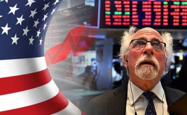 Эксперт: Рост экономики США можно сравнить сискусственной вентиляцией лёгких