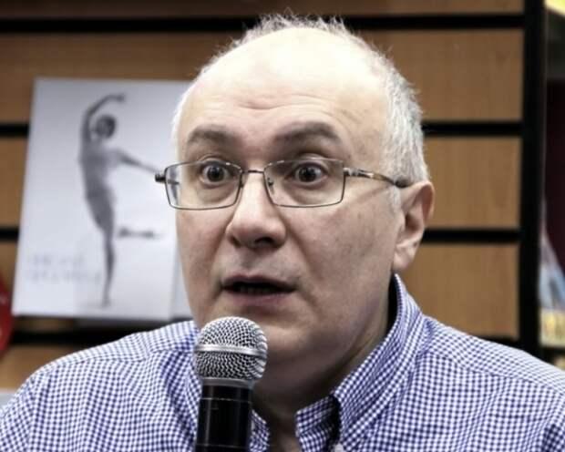 Одиозный журналист Ганапольский рассказал о «политическом дне», Трампе и эмоциях Путина