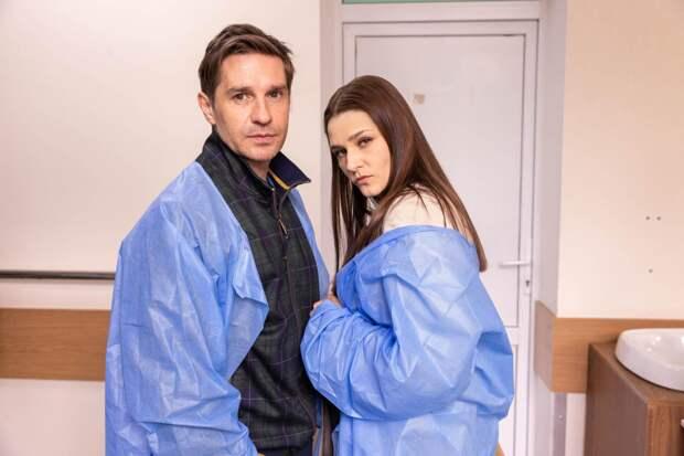 Начались съемки нового сезона сериала «Паромщица» с Глафирой Тархановой