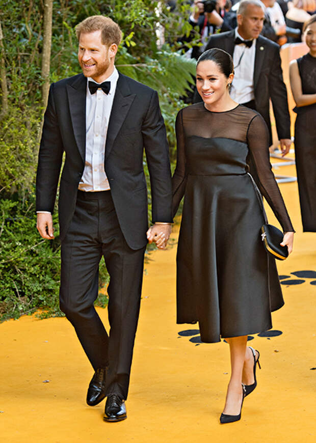 Меган Маркл и принц Гарри объединят усилия с Дженнифер Лопес и другими звездами ради благой цели
