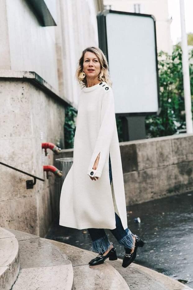 Дамы в возрасте: Street Style