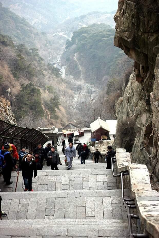 MountTai13 Тайшань. Гора Восхода
