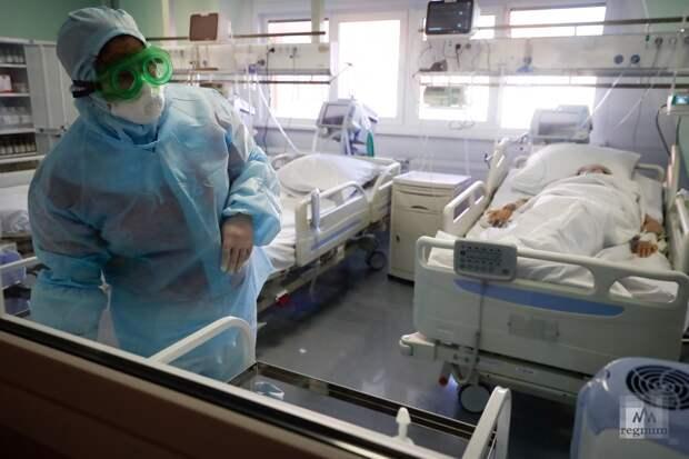 Коронавирус в России стал причиной смерти ещё 524 человек. Это «рекорд» -  ИА REGNUM