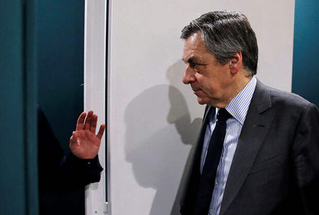 Франсуа Фийон по прозвищу Белый рыцарь