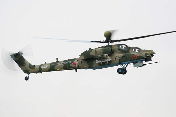 """Вертолеты Ми-28Н вооружат модернизированными ракетами """"Вихрь-1"""""""