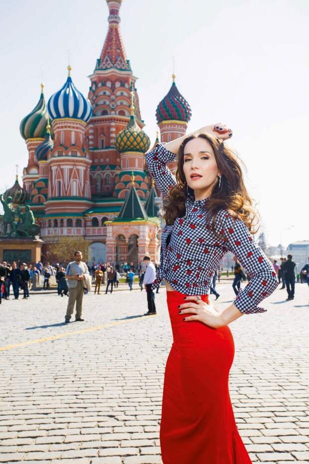 «Это мой второй дом»: Наталья Орейро оформляет российское гражданство
