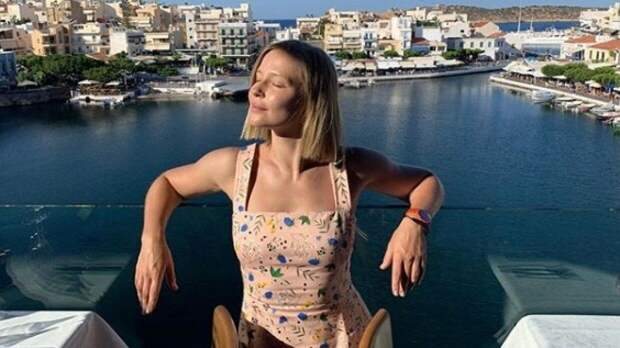 Актриса Юлия Пересильд назвала любимые места в Санкт-Петербурге
