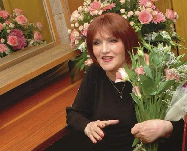Нонна Мордюкова, 2006 год. | Фото: itogi.ru.