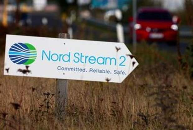 """Германия разрешила продолжить стройку двухкилометрового участка """"Северного потока-2"""" в своих водах"""