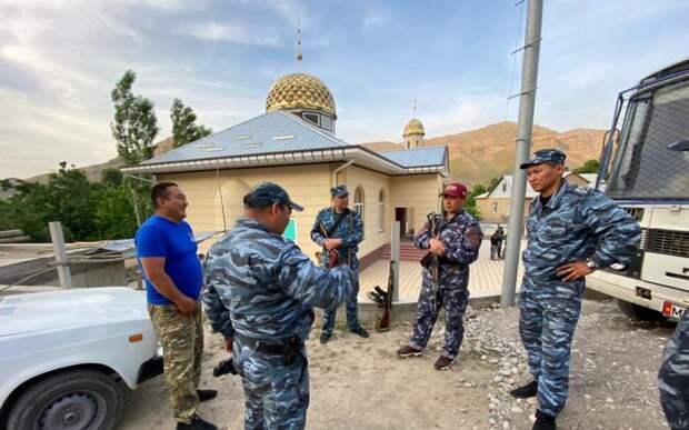 Таджикско-киргизский вооруженный конфликт как «геополитическая воронка»