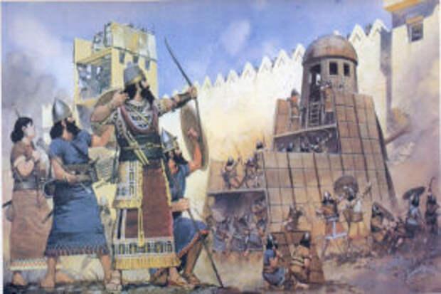 Империя древнего мира