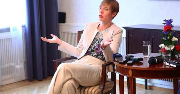 Президент Эстонии высказала Украине все, что о ней на самом деле думает Запад