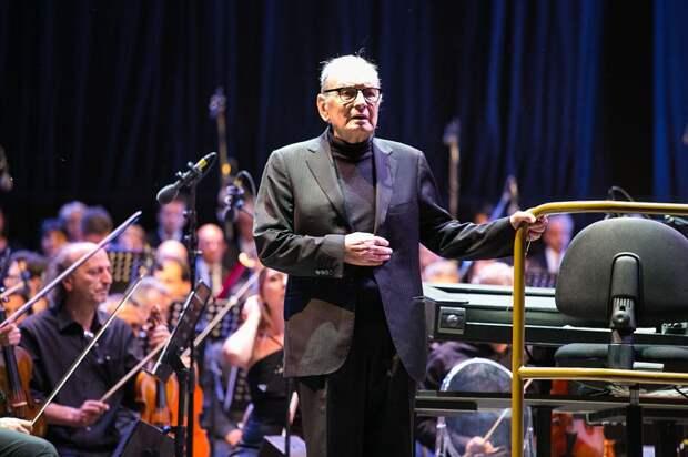 Композитор Эннио Морриконе умер на 92-м году жизни