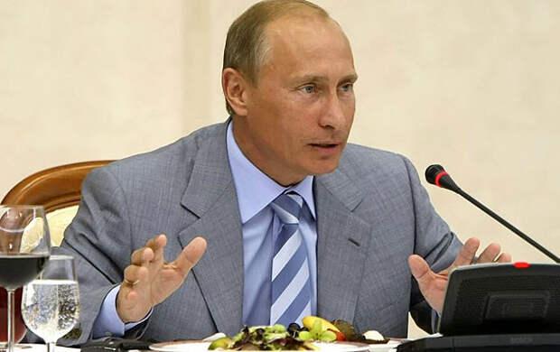 Путин ужесточил ответственность за призывы к сепаратизму