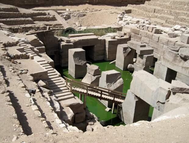 Египет. Осирион.