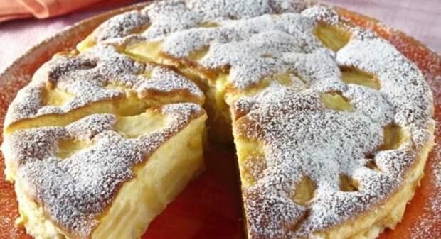 Итальянский пирог с яблоками. Эта выпечка станет частым гостем на вашем столе 2
