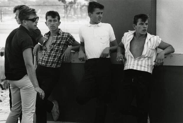 Подростки в 1960-х