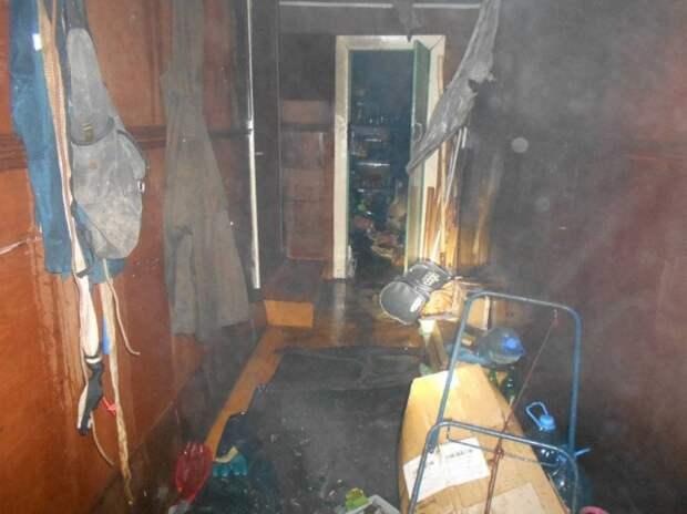 Два пожара произошло за сутки в Могилевской области.