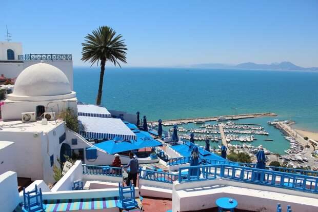 Популярные курорты Туниса