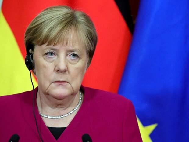 Меркель заявила, что приветствует саммит Россия-США в Женеве