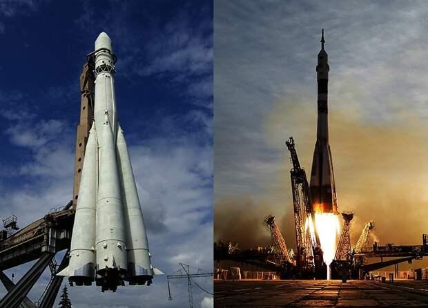 . Открывшая дорогу в космос
