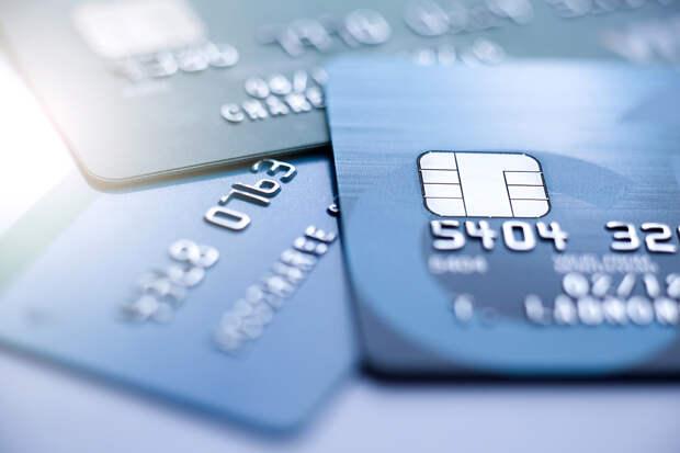 ЦБ отметил рекордное снижение числа используемых банковских карт