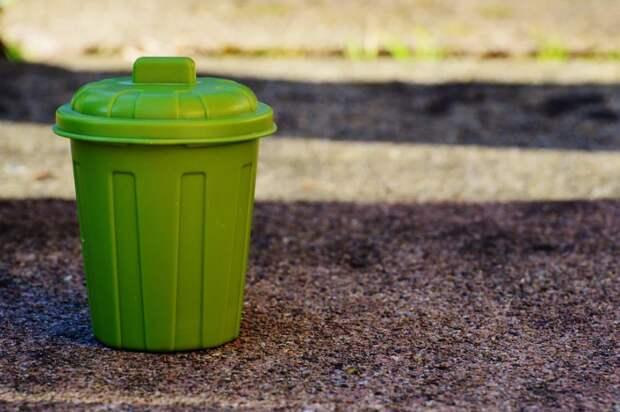 На Лавриненко забыли почистить мусорную площадку
