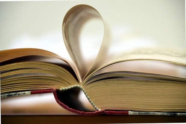 Книга/pixabay.com