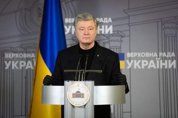 Петр Порошенко. Фото: Petro Poroshenko/via Globallookpress.com/www.globallookpress.com