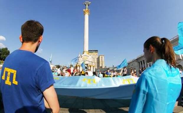 Крымские татары на Украине станут «титульной нацией»