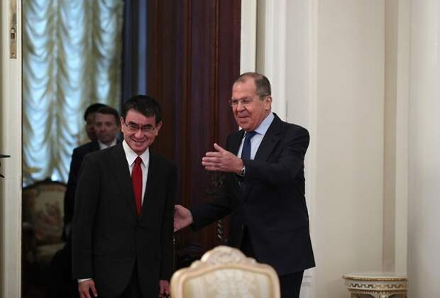 Лавров заявил о необходимости признания Японией российского суверенитета над Курилами