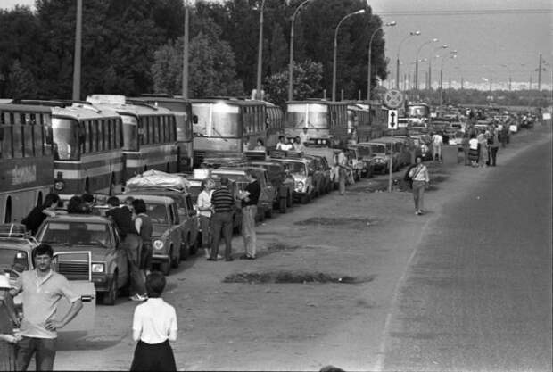 Интересные архивные фотографии прошлых лет