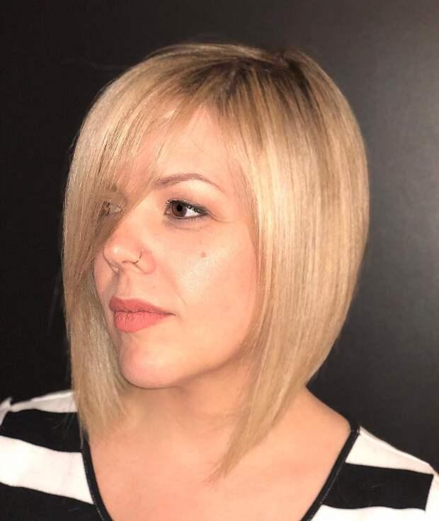 модные стрижки на короткие волосы для женщин 40 лет фото 2