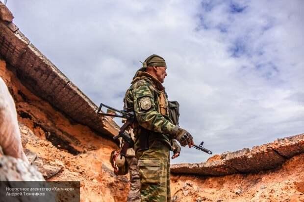 Басурин: Армия ДНР готова ликвидировать позиции ВСУ в Донбассе