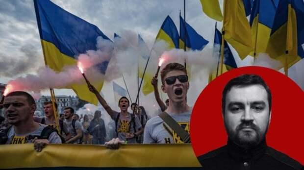 30 лет геноцида населения Украины, под видом борьбы за «незалежность»