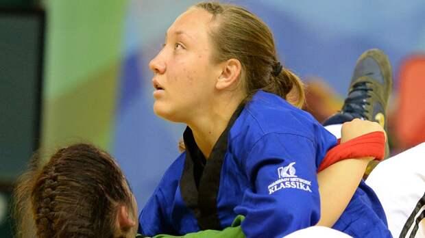 Россиянка Чернышева победила на чемпионате Европы по карате в весовой категории до 55 кг