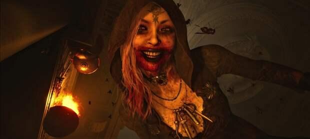 Моддер работает над видом от третьего лица для Resident Evil Village