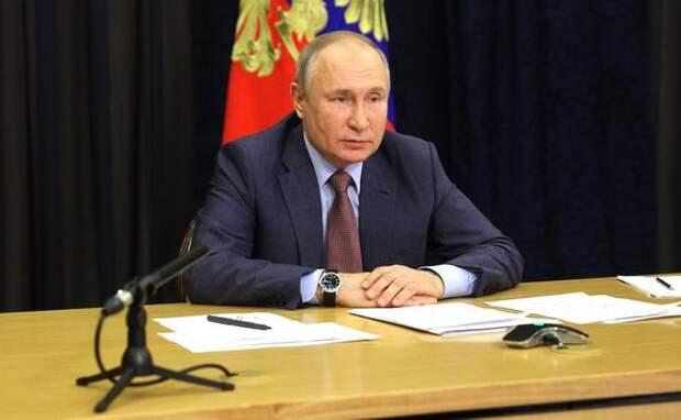 Путин заявил, что РФ готова преодолеть все разногласия с Германией