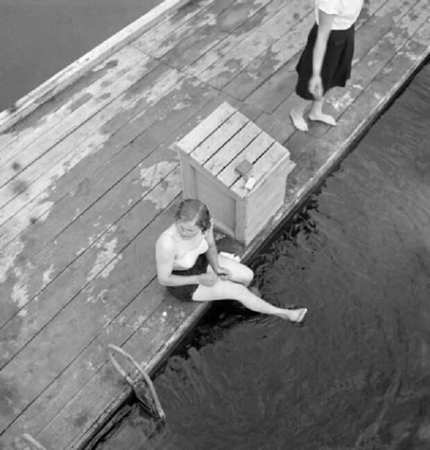 «О России с любовью»: Фотографии о мирной жизни в СССР, сделанные немцем, который побывал в советском плену