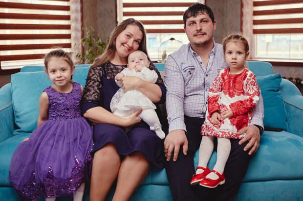 Кубанская семья стала победителем всероссийского конкурса