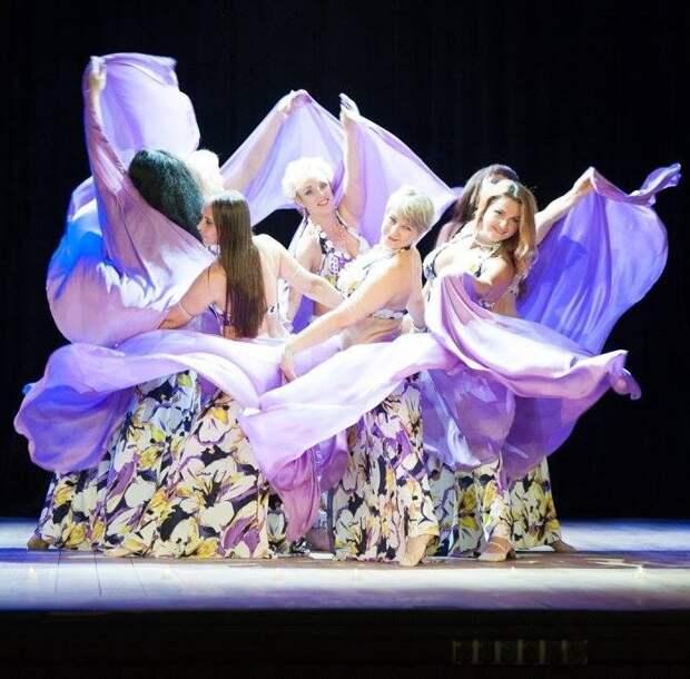 Мастер восточного танца выступит в «Онежском» 29 мая