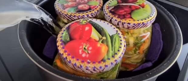 Всю зиму будете жалеть, если не приготовите. Ленивый салат на зиму: готовьте сразу три порции