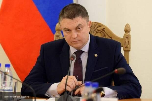 Леонид Пасечник: Запад одобряет геноцид русскоязычного населения на Украине