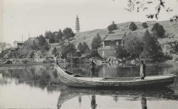 Редчайшие кадры Китая времён династии Цин: природа, люди, города безвозвратно ушедшей эпохи 28