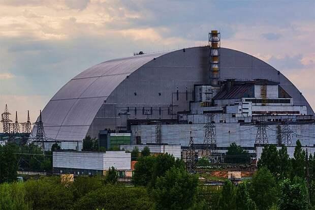 Ядерный реактор в Чернобыле настораживает
