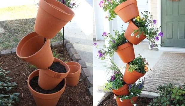 15 захватывающих дух идей для сада и огорода